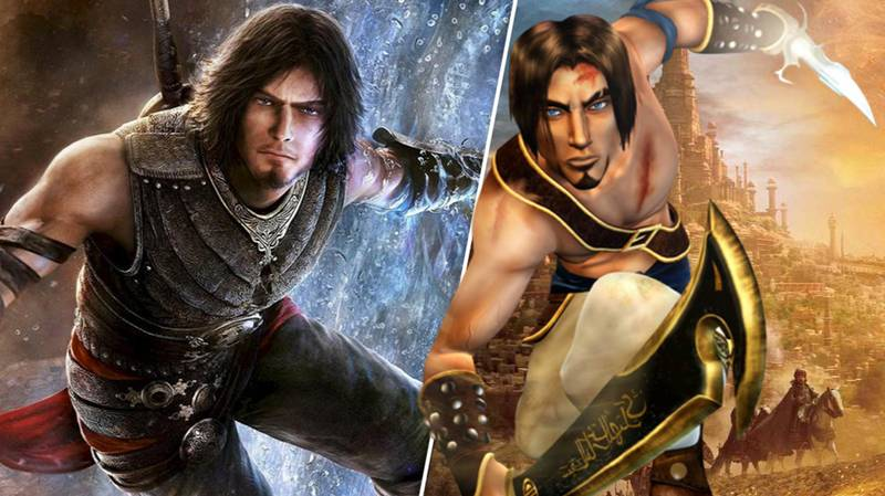 Prince Of Persia Reboot Appears Online, Reportedly Coming This Year