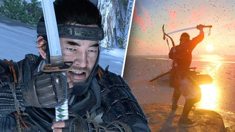 'Ghost Of Tsushima' Has The Wrong Hero, And Boring Jin Knows It