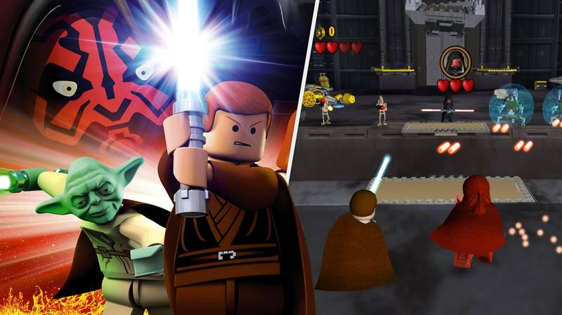 'LEGO Star Wars' Is The GOAT Because It Made Me Love The Prequels