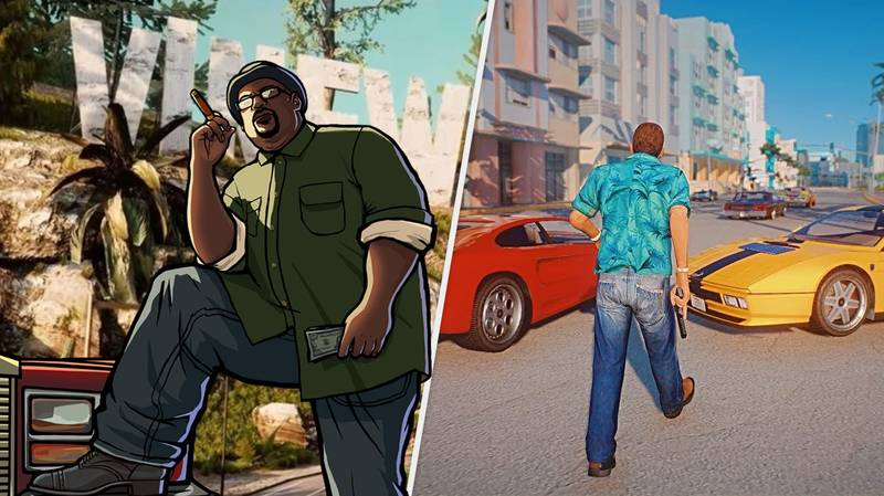 'GTA III, San Andreas & Vice City' Remaster Collection Rumoured To Be In Development