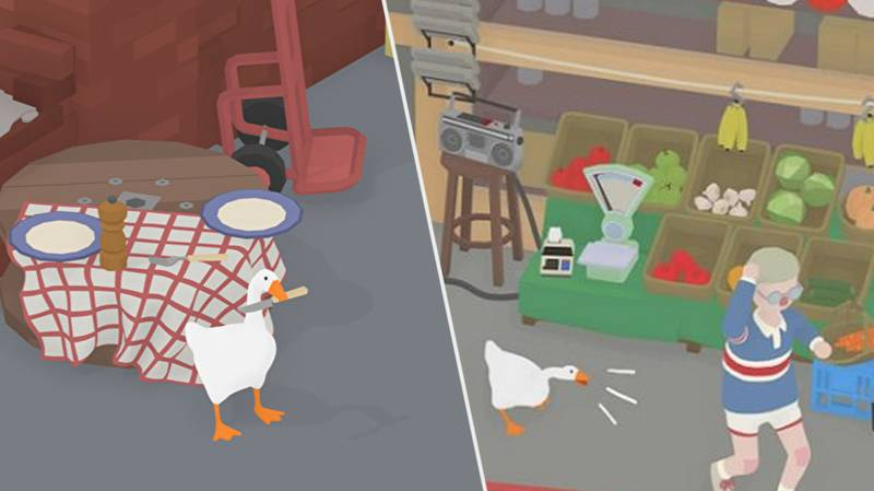 'Untitled Goose Game' Speedrunner Honks Through The Game In Four Minutes