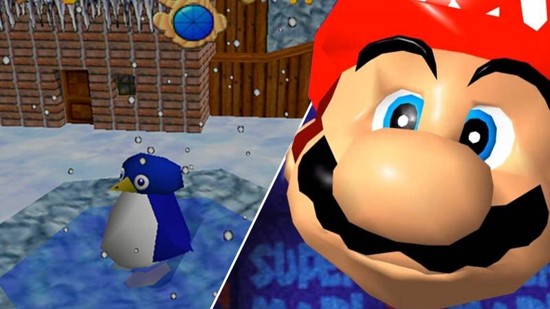 The Behind-The-Paintings Trips Of 'Super Mario 64' Still Feel Like Magic