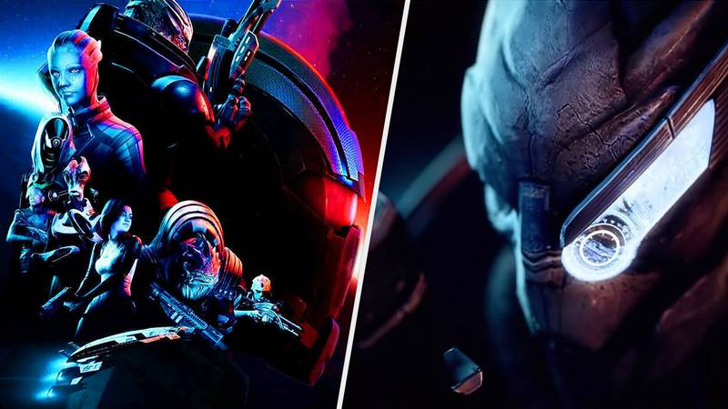 'Mass Effect Legendary Edition' Officially Launches In May