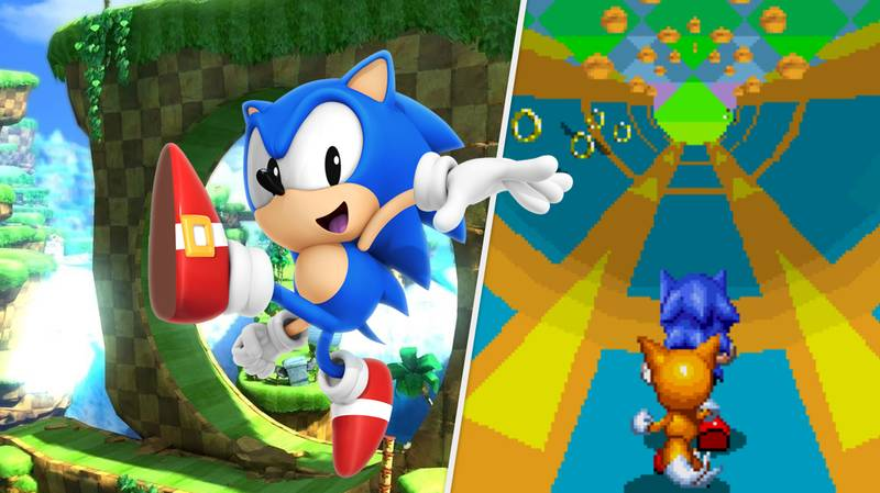 One Of The Best Sonic The Hedgehog Games Is Free On Steam Right Now