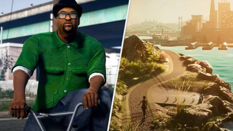 'GTA: San Andreas' Is The Most-Wanted Video Game Remake In New Survey