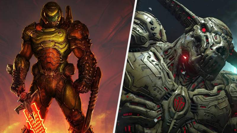 DOOM Creator Officially Confirms Doom Guy's Name, Ending The Argument