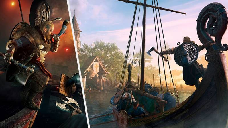 'Assassin's Creed Valhalla' Is Getting A Free Update With New Raid Mode