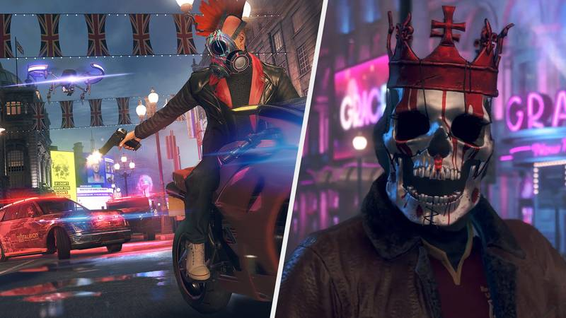 'Watch Dogs Legion' Random Algorithm Accidentally Makes The Most Awful Character