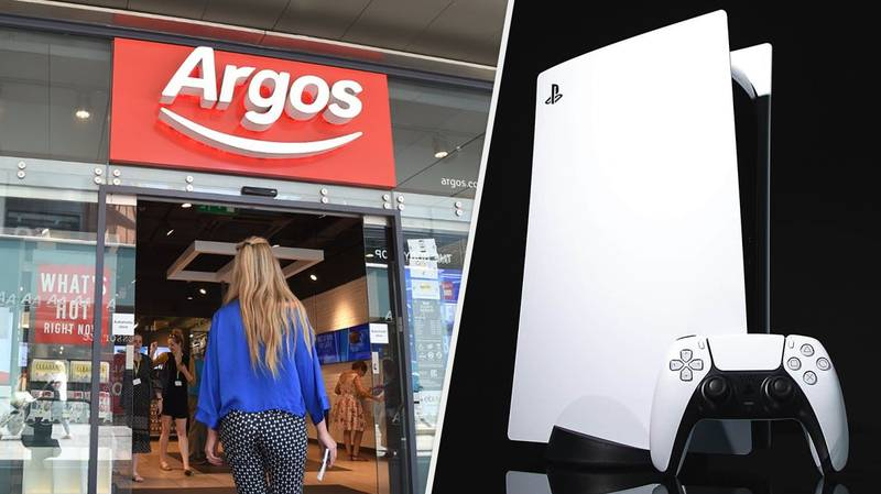 Argos PlayStation 5 Restock Heavily Criticised For Dropping At 3am