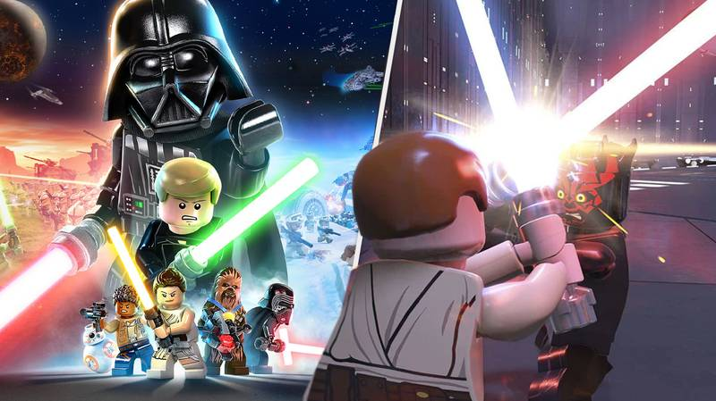 'LEGO Star Wars: The Skywalker Saga' Open World Features 23 Planets, 300 Playable Characters