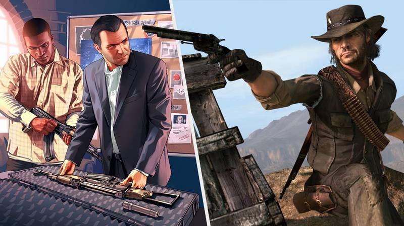 'Red Dead Redemption' Remake To Drop Before 'GTA VI', Report Claims
