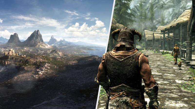 'Elder Scrolls 6' Doesn't Need To Come To PlayStation 5 According To Xbox Boss