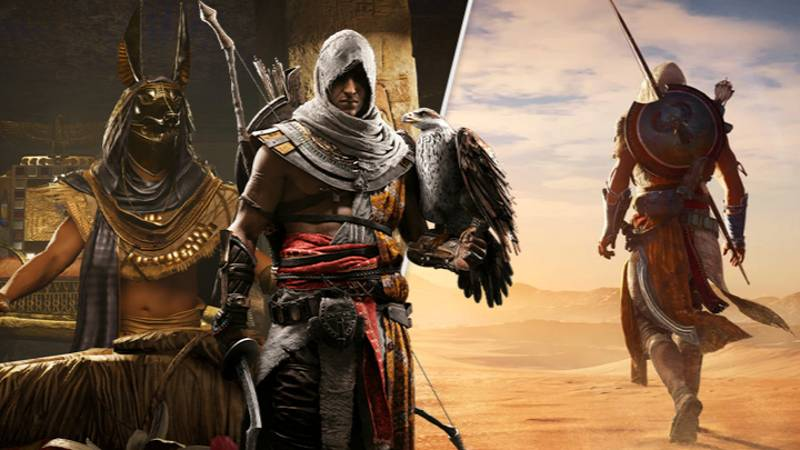 'Assassin's Creed Origins' Being Used To Teach History In New Series
