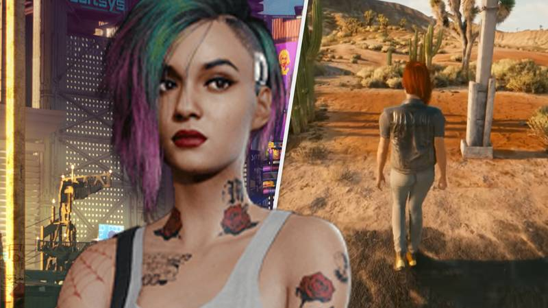 'Cyberpunk 2077' Can Finally Be Played In Third-Person, Thanks To Impressive Mod
