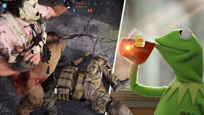 'Call Of Duty: Warzone' Might Add A Teabagging Finisher