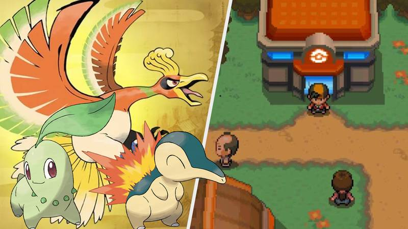 'Pokémon Gold & Silver' Remakes Coming Alongside 'Diamond & Pearl' Announcement, Says Insider