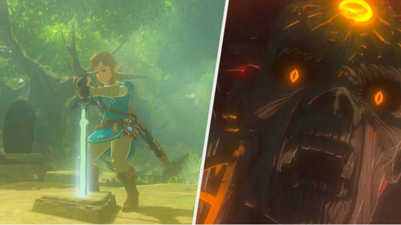 'Zelda: Breath Of The Wild' Sequel Reportedly Aiming For 2020 Release