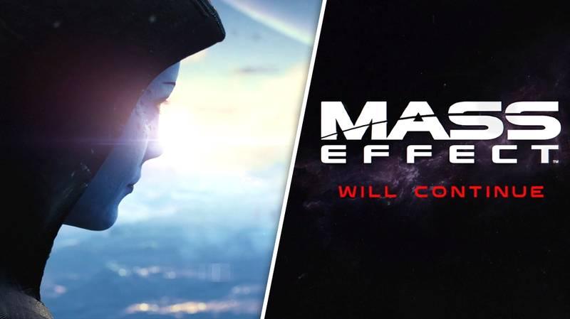A 'Mass Effect 5' Trailer Just Dropped, And My Hype Knows No Bounds