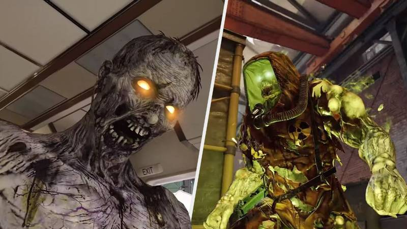 'Call Of Duty: Outbreak' Leaks, Confirming Open-World Zombies Mode