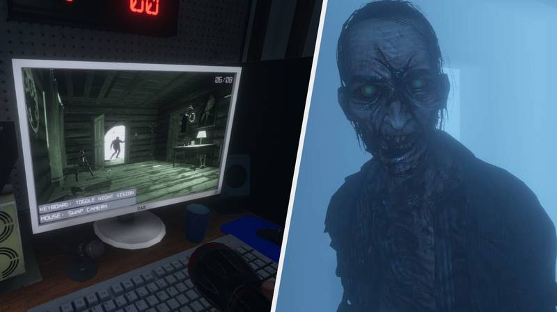 'Phasmophobia' Is A Horror Game Where The Ghosts Talk Back