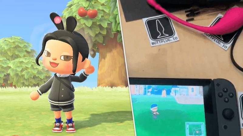 Animal Crossing Buttplugs Are A Thing Now And Nothing Is Sacred Anymore