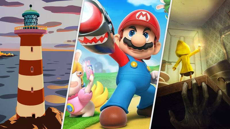 Here Are The Games To Get In Nintendo's Digital Deals Sale