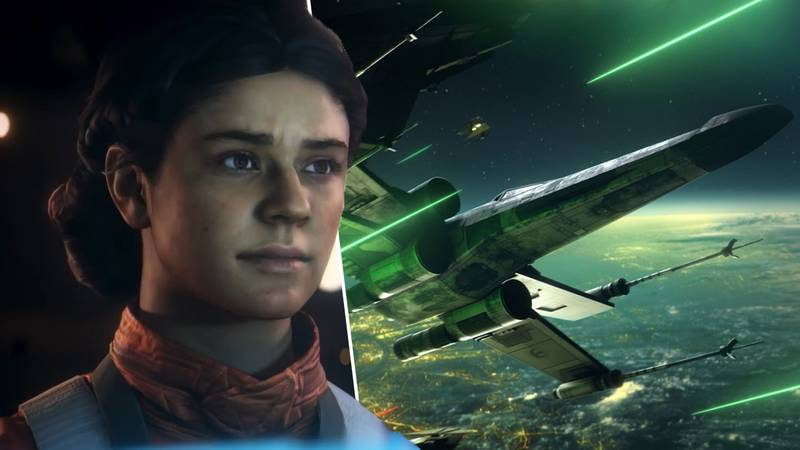 "In 'Star Wars: Squadrons', The Empire Is Going ""Off The Rails"""