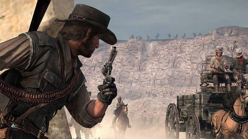 ​Take-Two Sues Fans Porting The Original 'Red Dead Redemption' To PC