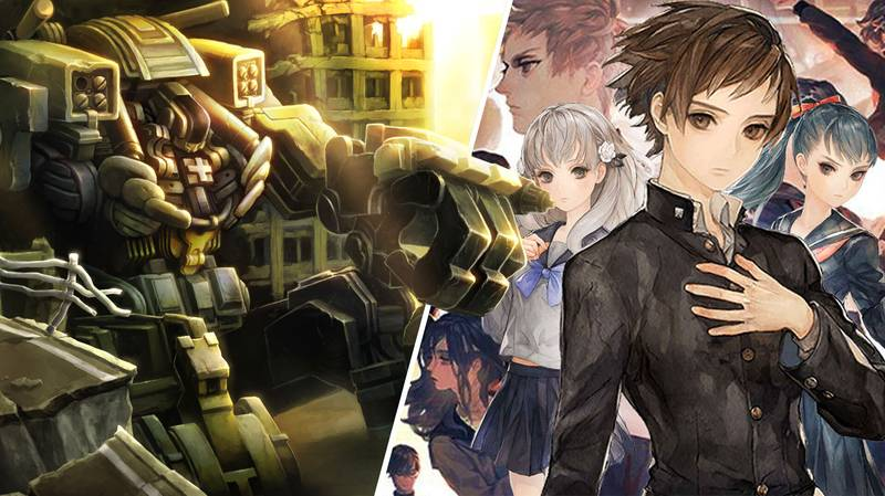 ICYMI: '13 Sentinels: Aegis Rim' Is A Beautiful, Unique Narrative Experience