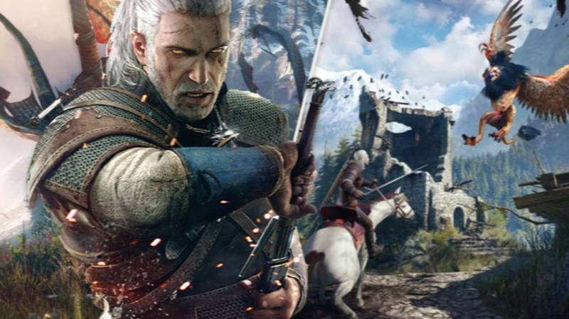 'The Witcher' Is Free To Download Right Now, So Go Get It