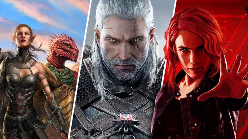 GOG Sale Offers Huge Savings On 'Control', 'The Witcher 3' And More