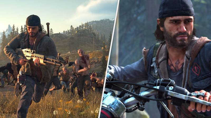Player Wipes Out 'Days Gone' Hordes Without Using A Single Bullet