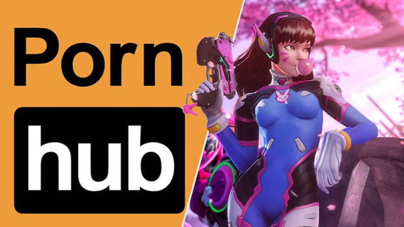 Pornhub Was Dominated By 'Overwatch' And PlayStation In 2019