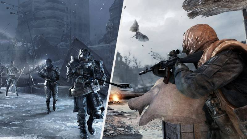 One Of The Best Metro Games Is Free On PC Right Now