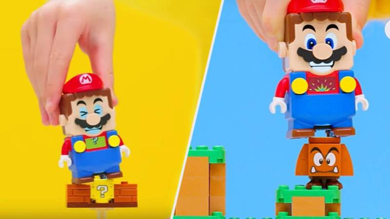 LEGO Super Mario Officially Revealed, And The Interactive Playsets Look Amazing