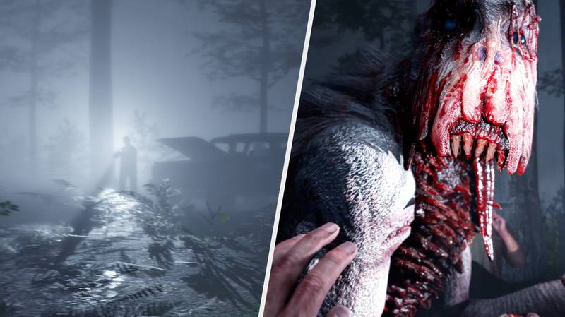 Hunt Down Your Friends In This Terrifying Multiplayer Horror