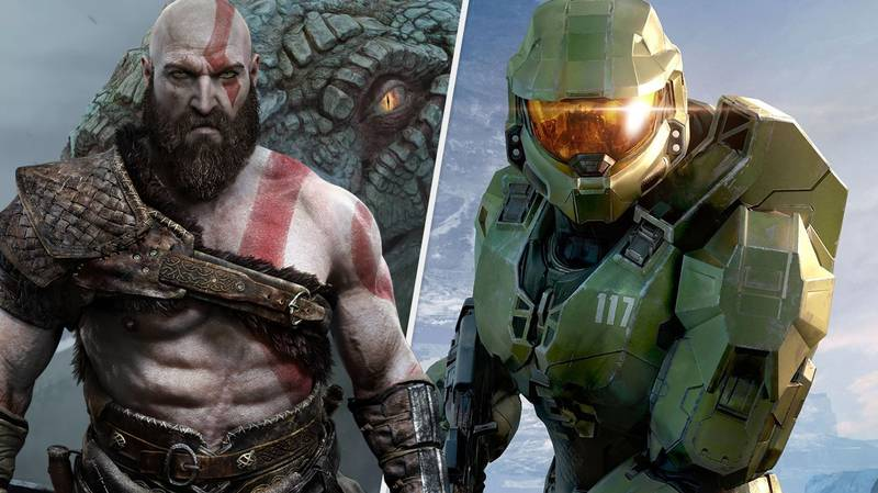 'God Of War: Ragnarök' And 'Halo Infinite' Voted Most-Anticipated 2021 Releases By Gamers
