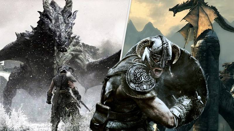 'Skyrim' Is 10 This Year, And Fans Are Bracing For A Next-Gen Remake