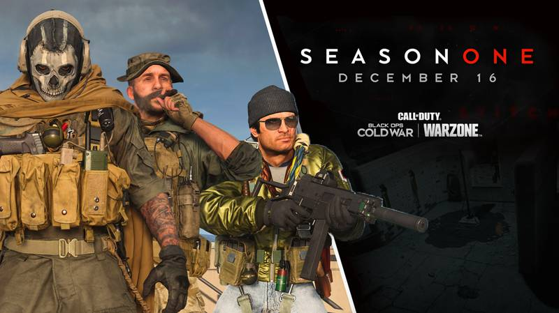 'Call Of Duty: Warzone' Gets New Map And Gulag On December 16th