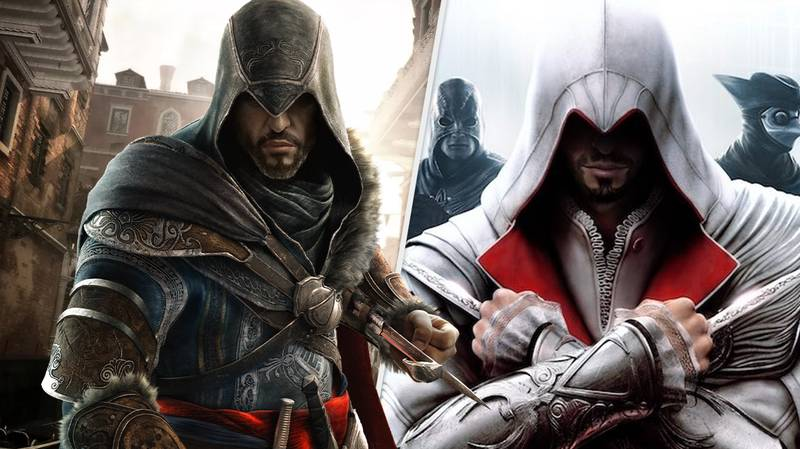 Assassin's Creed Star Ezio Auditore Voted Gaming's Greatest Character