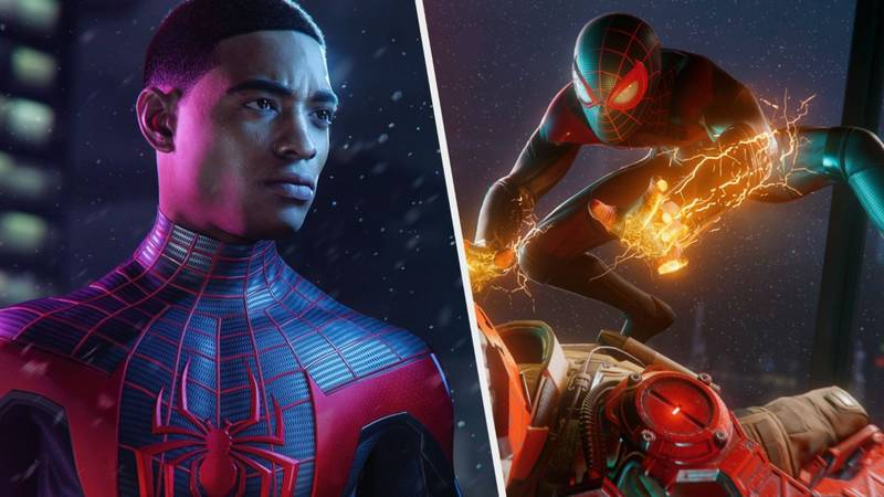 'Spider-Man: Miles Morales' Completionists Receive A Free Gift From Sony