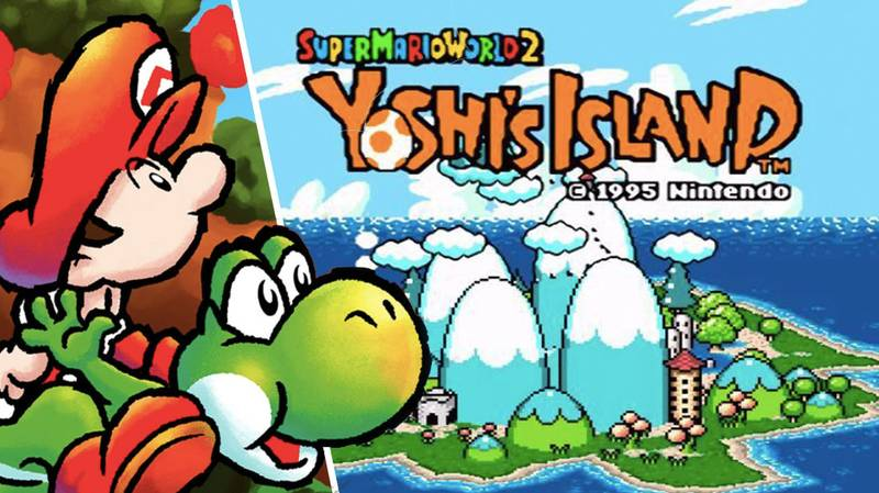 'Yoshi's Island' Is Still One Of The Best-Ever Mario Games, After 25 Years