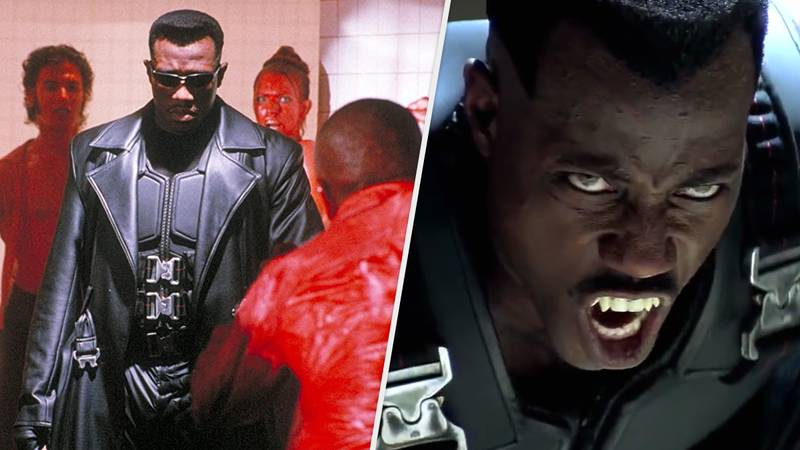 Marvel Confirms 'Blade' Reboot Won't Be R-Rated