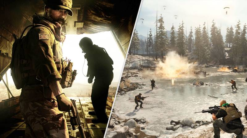 'Call Of Duty: Warzone' Game-Breaking Glitch Is Blinding Players