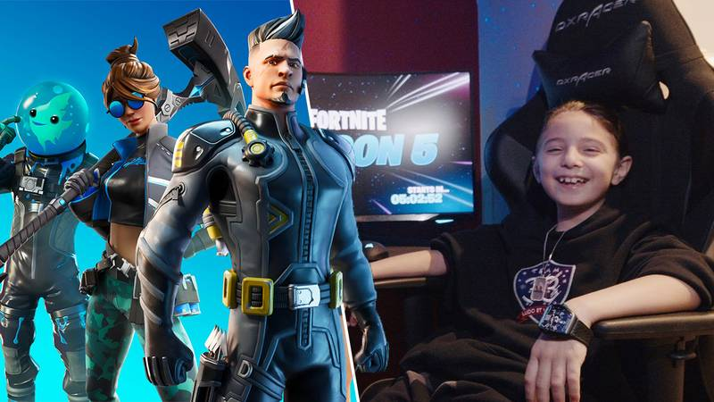 Eight-Year-Old Signs To Esports Team, Immediately Earning Himself $33,000