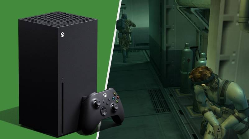 Gamers Are Playing PS2 Games On The Xbox Series X/S