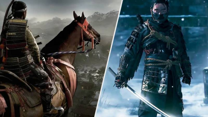 'Ghost Of Tsushima' Beats 'TLOU Part 2' As 2020's Most Downloaded PS4 Exclusive