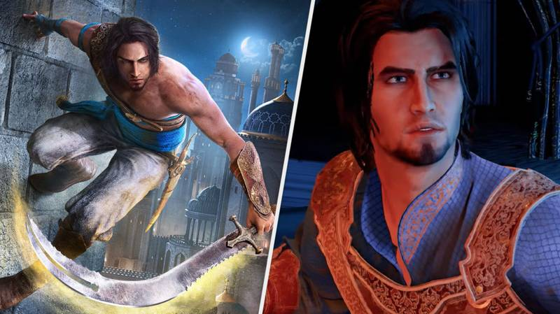Full Prince Of Persia Reboot Coming After 'Sands Of Time' Remake, Insider Claims