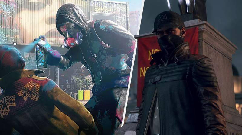 'Watch Dogs: Legion', A Game About Hackers Has Apparently Been Hacked