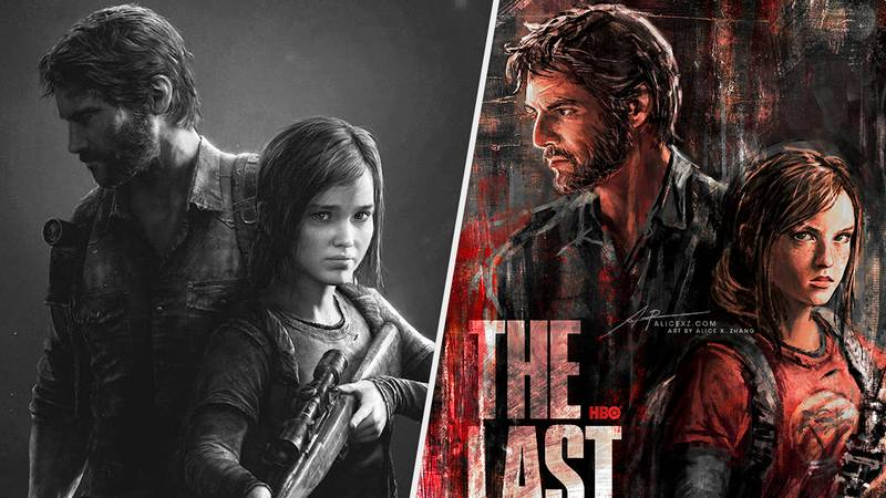 HBO's 'The Last Of Us' Joel And Ellie Look Stunning In New Poster